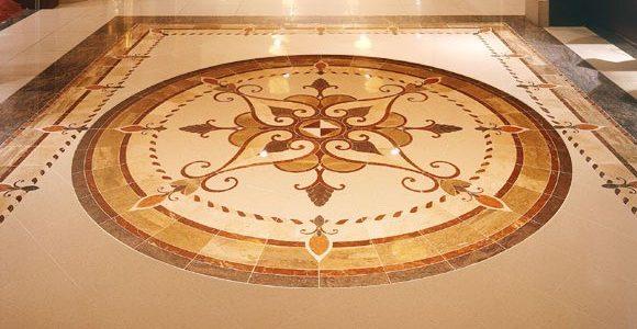 Realizacje kościołów - Sztuka na posadzkach kamiennych